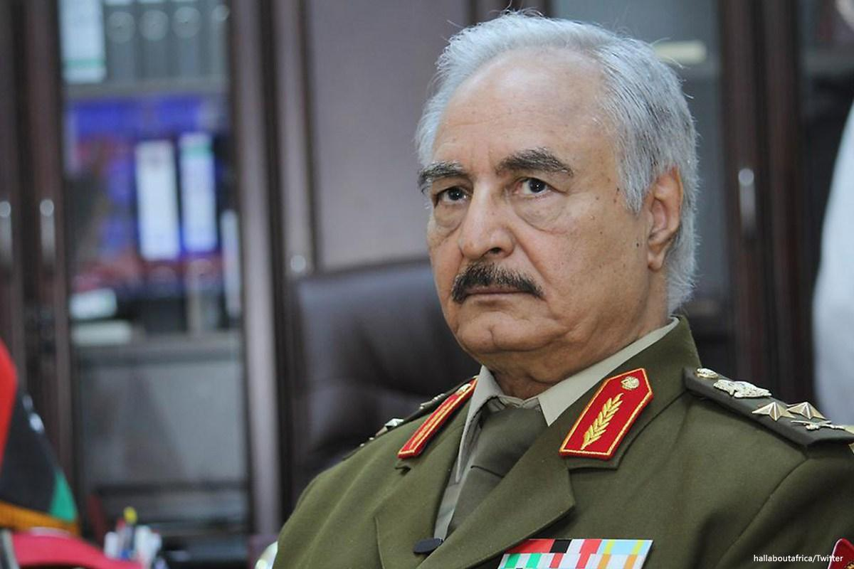Photo of Haftar determina a imediata deportação de 200 imigrantes africanos